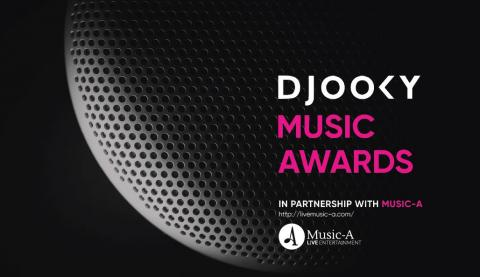 DJOOKY in Partnership with MUSIC-A