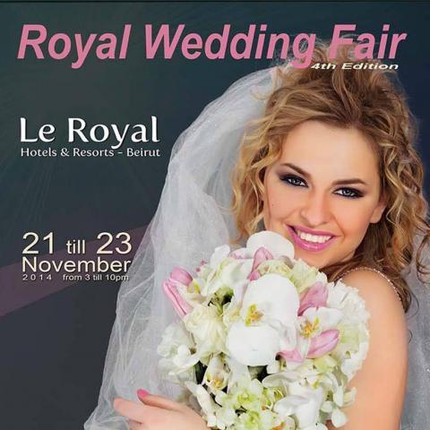 the Royal Wedding Fair 2014